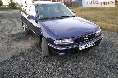 Унiверсал Opel Astra F 1996 в Луцьку