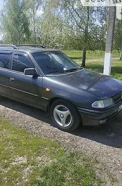 Унiверсал Opel Astra F 1998 в Полтаві