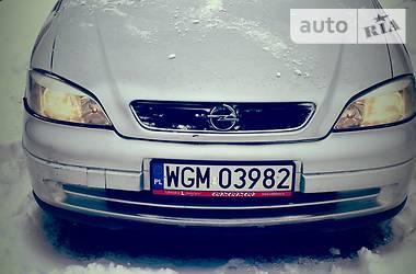 Opel Astra G 1999