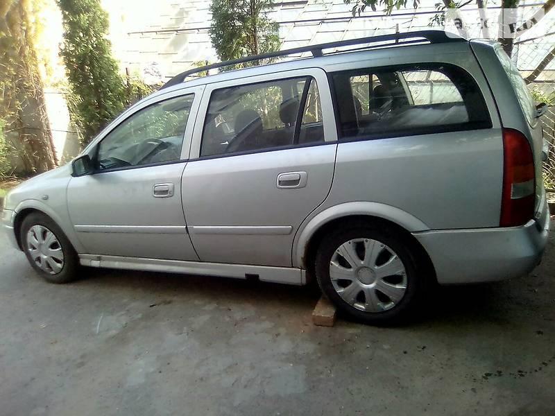 Opel Astra G 1999 в Тернополе