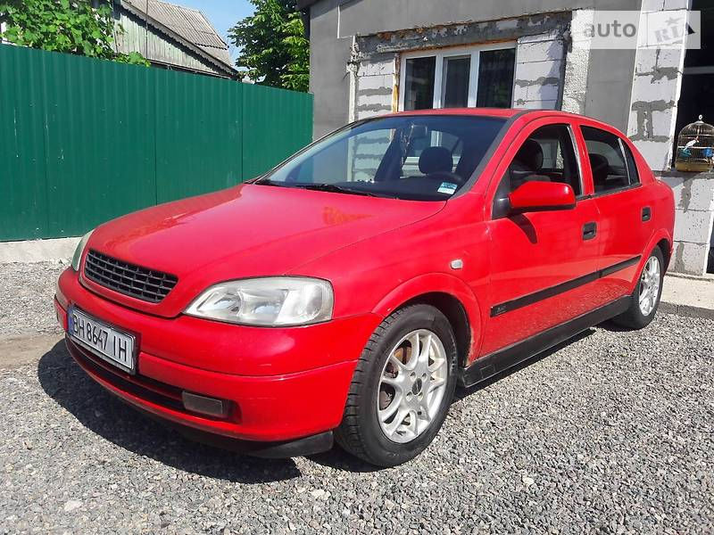 Opel Astra 1998 года в Одессе