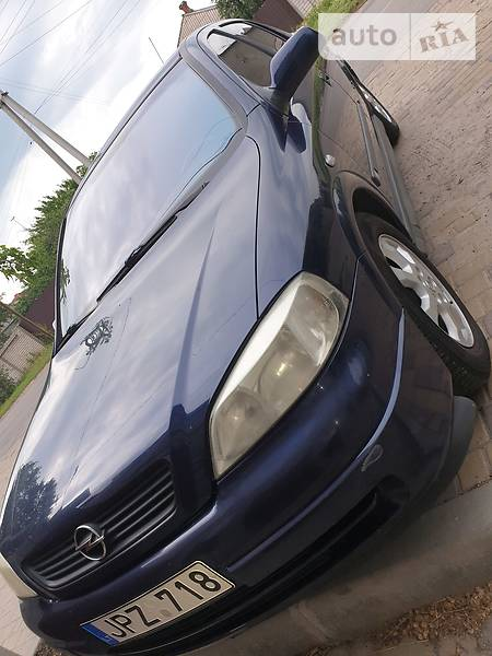 Opel Astra 2001 года в Днепре (Днепропетровске)