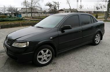 Opel Astra G 2006 в Рубежном