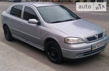 Opel Astra G 2002 в Дрогобыче
