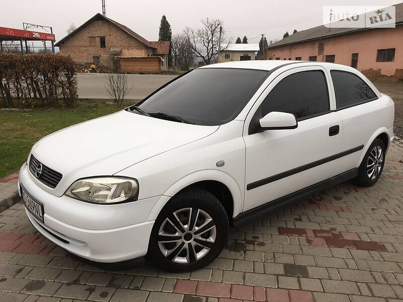 Opel Astra G 1998 в Косове