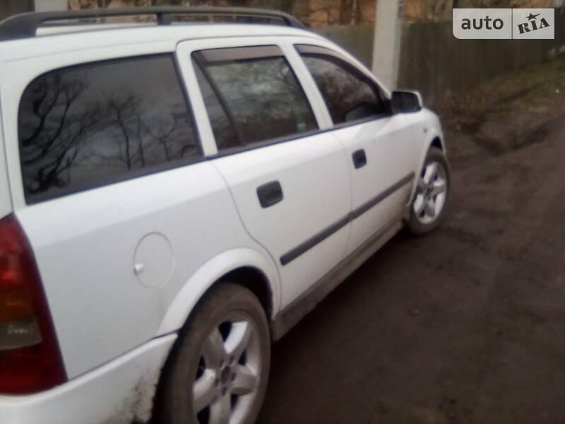Opel Astra G 2001 в Шишаки