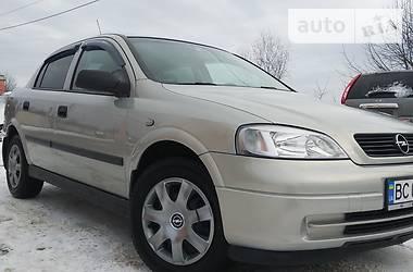 Opel Astra G 2007 в Новояворовске