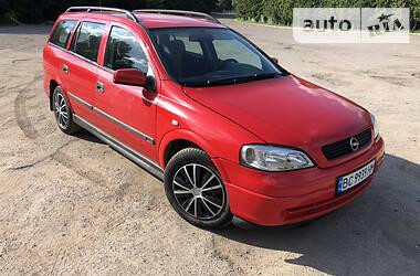 Opel Astra G 2000 в Львове
