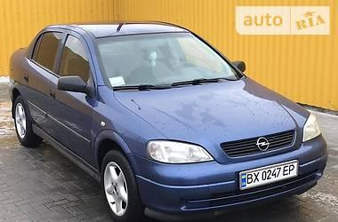 Opel Astra G 2008 в Шепетовке