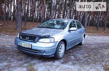 Opel Astra G 2003 в Рубежном