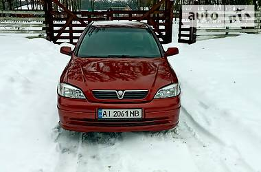 Opel Astra G 1999 в Белой Церкви