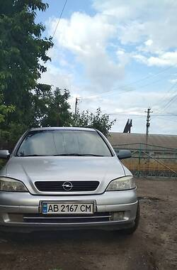 Opel Astra G 2000 в Подольске