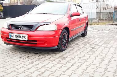 Opel Astra G 1999 в Василькове