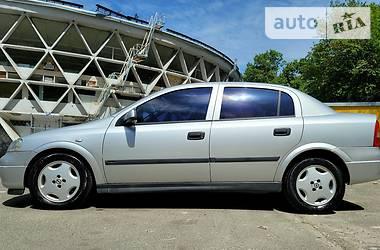 Седан Opel Astra G 2002 в Киеве
