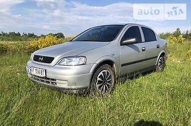 Седан Opel Astra G 2008 в Івано-Франківську