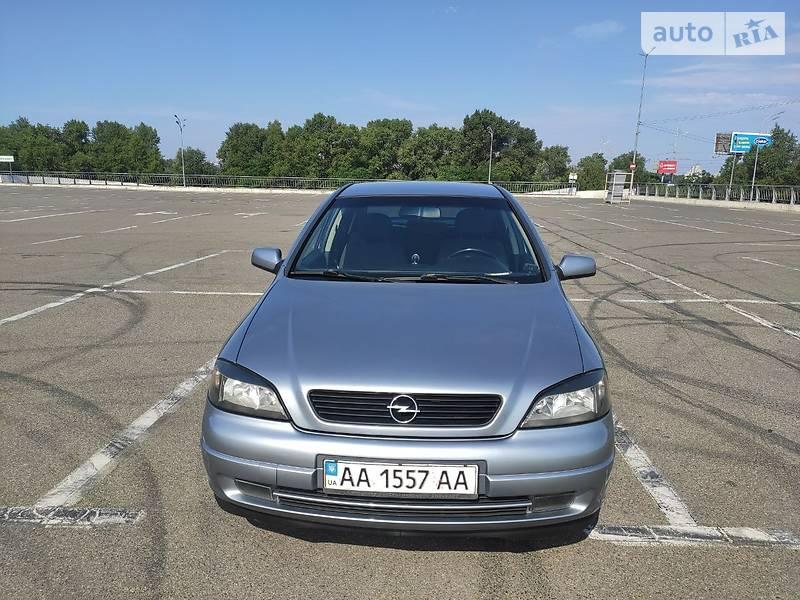 Седан Opel Astra G 2004 в Києві