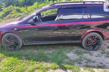 Седан Opel Astra G 2002 в Черновцах
