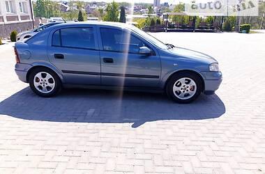 Хэтчбек Opel Astra G 1998 в Черновцах