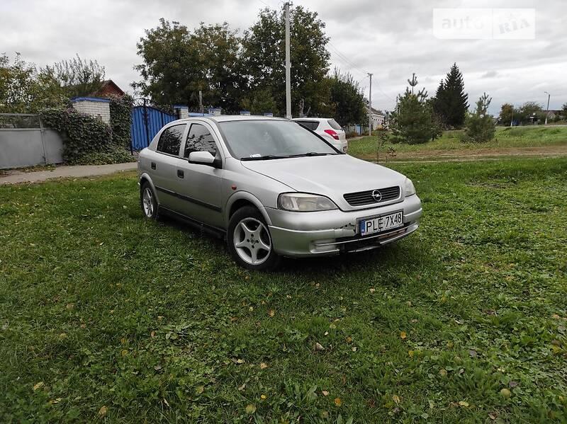 Opel Astra G G