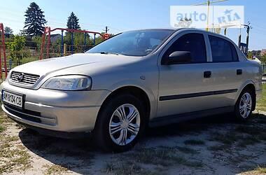 Седан Opel Astra G 2006 в Киеве
