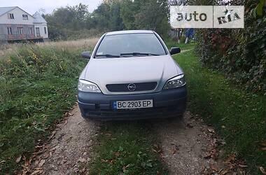 Седан Opel Astra G 2004 в Бориславі