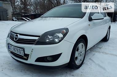 Opel Astra H GAZ