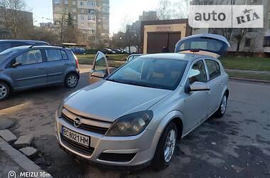 Opel Astra H 2004 в Львове