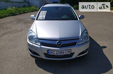 Opel Astra H 2010 в Владимир-Волынском