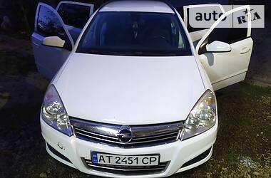 Opel Astra H 2007 в Надворной