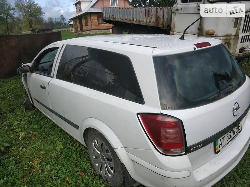 Opel Astra H 2008 в Косове