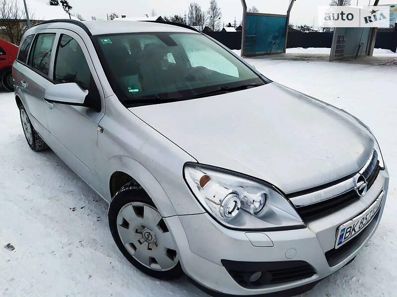 Opel Astra H 2006 в Рокитному
