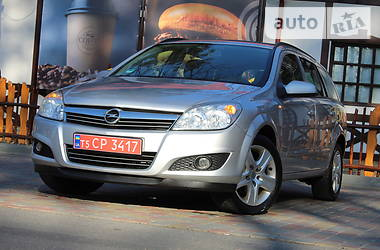 Opel Astra H 2010 в Дрогобичі