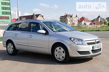 Унiверсал Opel Astra H 2004 в Чернівцях