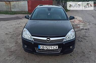 Универсал Opel Astra H 2010 в Чернигове
