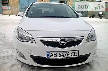 Opel Astra J Eco Sports tourer 2012