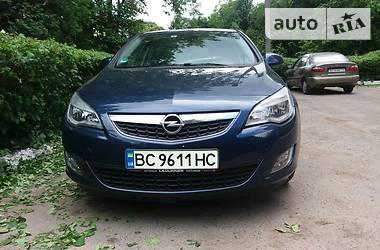 Opel Astra J 2011 в Дрогобичі