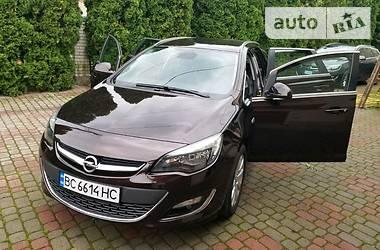 Opel Astra J 2014 в Стрые