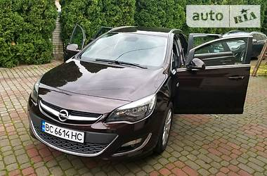 Opel Astra J COSMO 96Kw