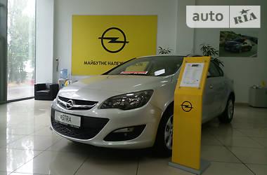 Opel Astra J 2017
