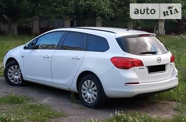 Opel Astra J 2013 в Виннице
