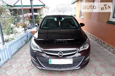 Opel Astra J 2014 в Смеле