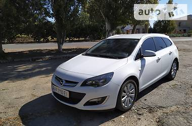 Opel Astra J 2013 в Мелитополе
