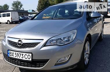 Opel Astra J 2011 в Хмельницком