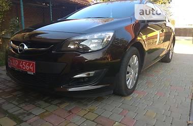 Opel Astra J 2014 в Луцке