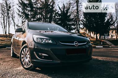 Opel Astra J 2013 в Львове