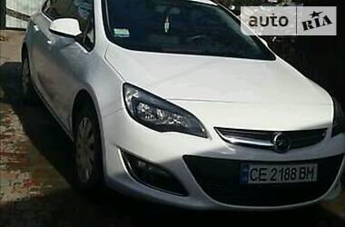 Opel Astra J 2013 в Черновцах