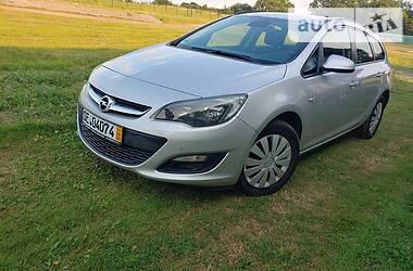 Opel Astra J 2014 в Владимир-Волынском