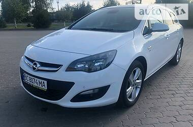 Opel Astra J 2014 в Бродах
