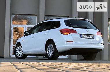 Opel Astra J 2015 в Дрогобыче