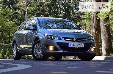 Opel Astra J 2016 в Дрогобыче